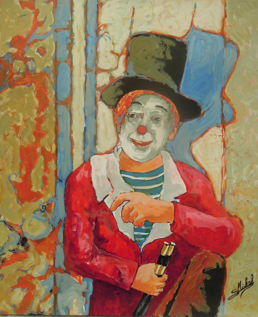 Gérard Michel - le clown