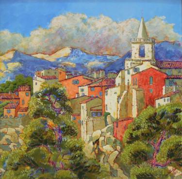 Village-provencal