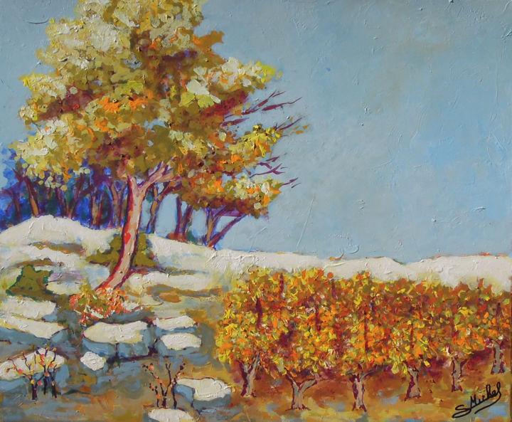Gérard MICHEL - les ors de l'automne (1)