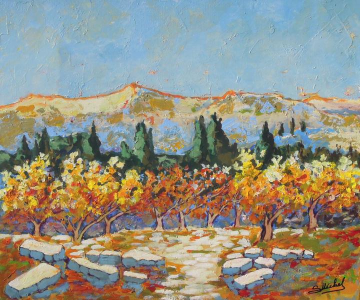 Gérard MICHEL - les ors de l'automne (2)